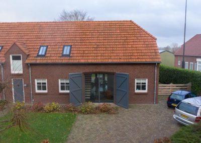 Renovatie woonboerderij met bijgebouw